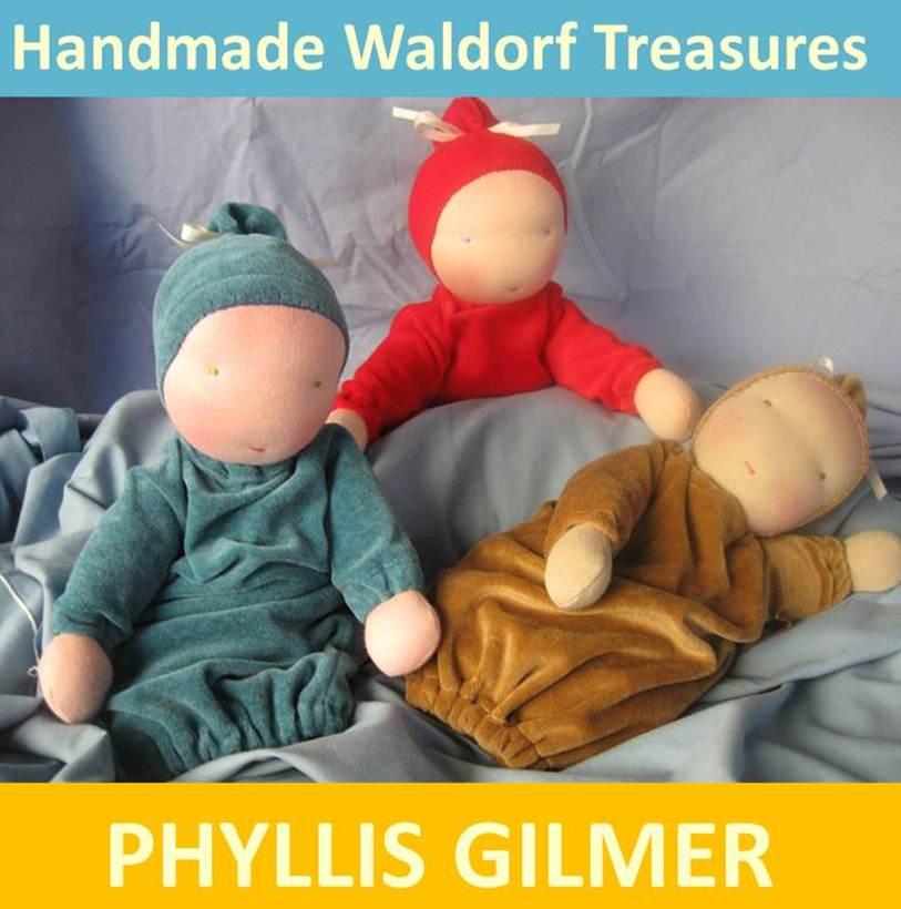 Handmade Waldorf Treasures by Phyllis Gilmer Costa Mesa CastleofCostaMesa.com