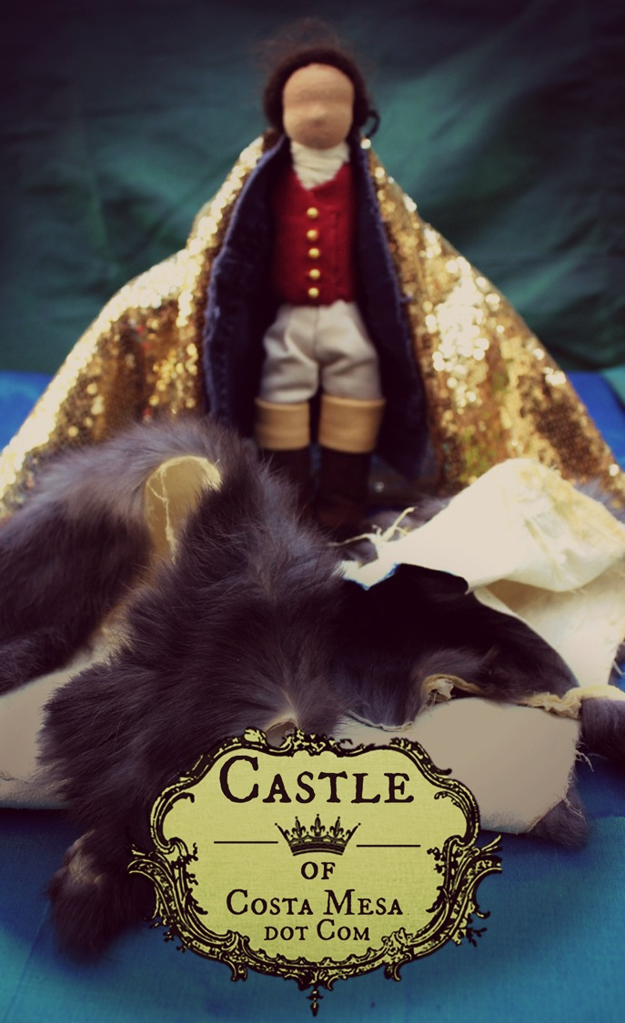 Castle of Costa Mesa dot Com. Snow White and Rose Red Bear Prince by CastleofCostaMesa. Fairy Tales by the Brothers Grimm. Handmade fairy tale puppet theater, Waldorf Season nature table handmade dolls by CastleofCostaMesa.Com