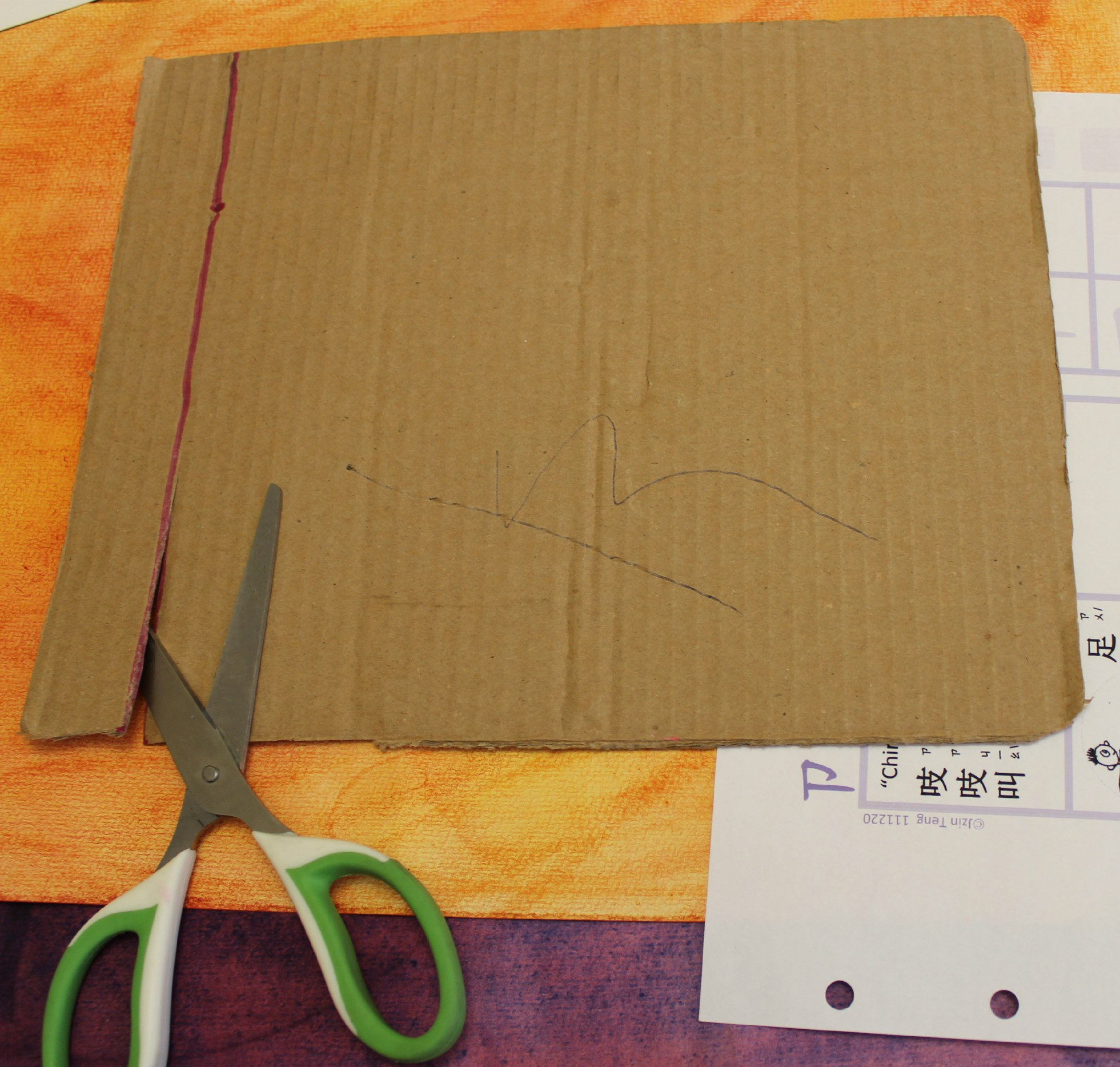 How To Make Your Book Cover Look Professional ~ Ancient chinese book binding craft for children to teach