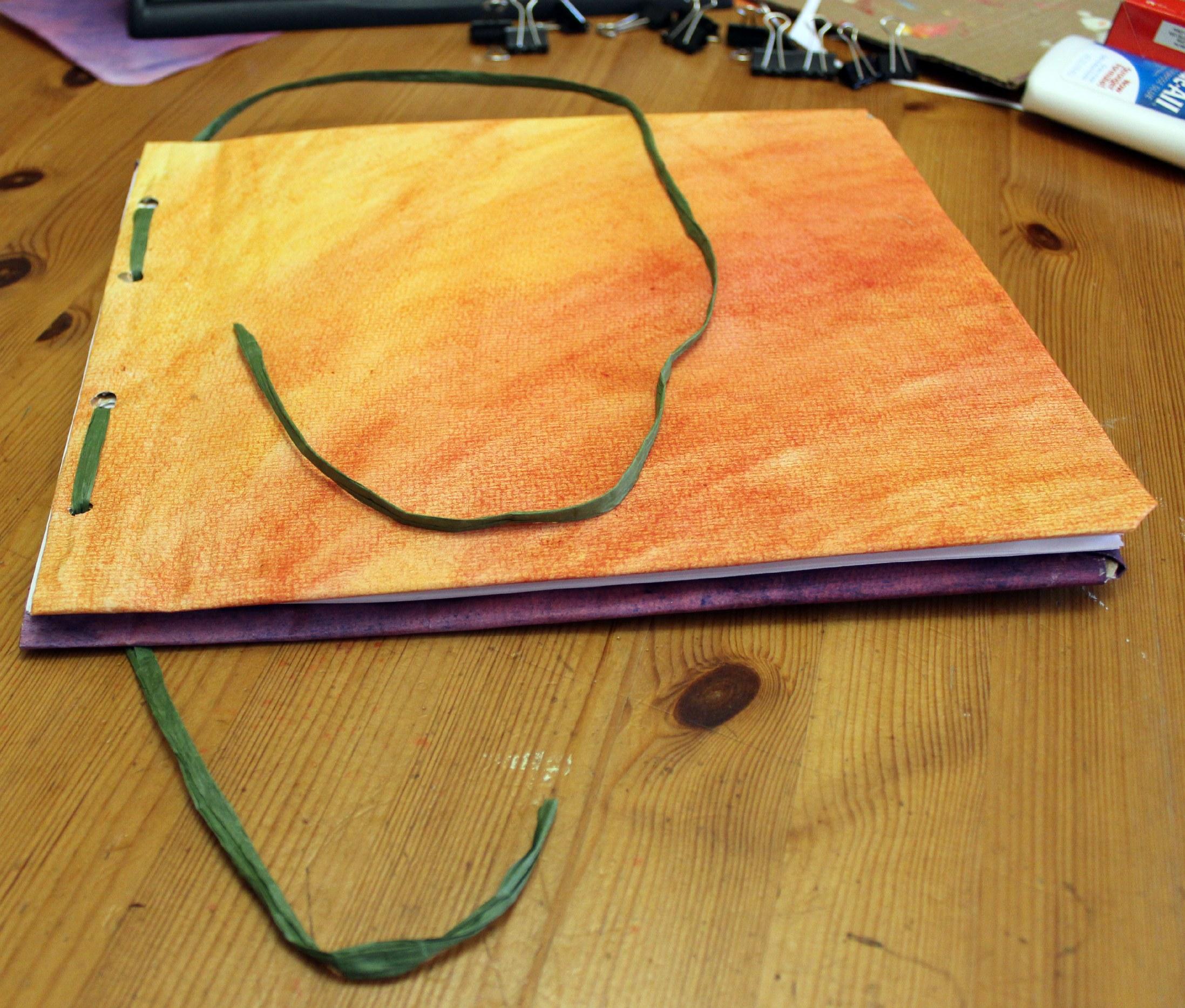 Как сделать книгу своими руками из разного материала