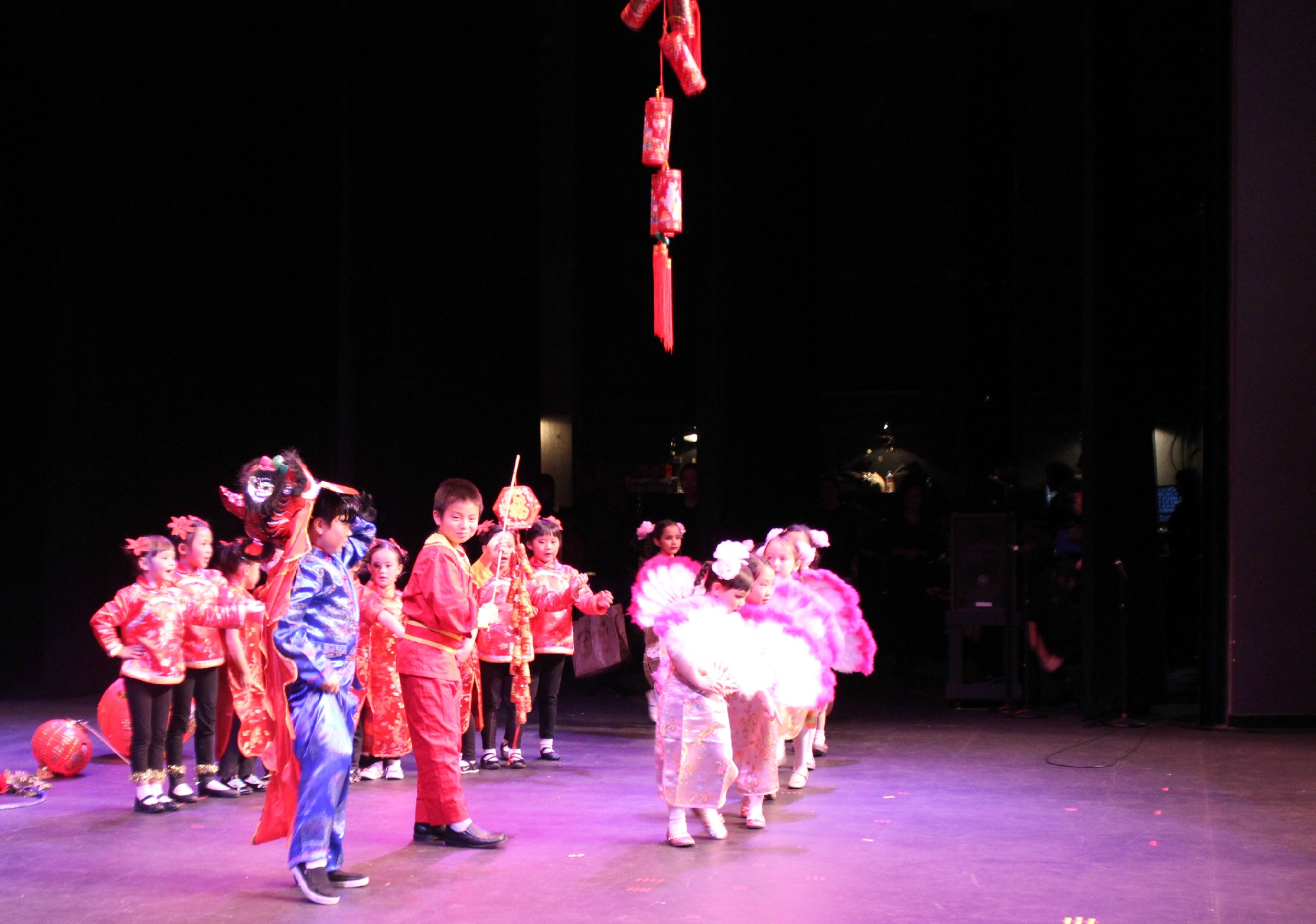 Ms. Yeh's 葉利玲老師 First Graders' Chinese New Year Barclay ... - photo#7