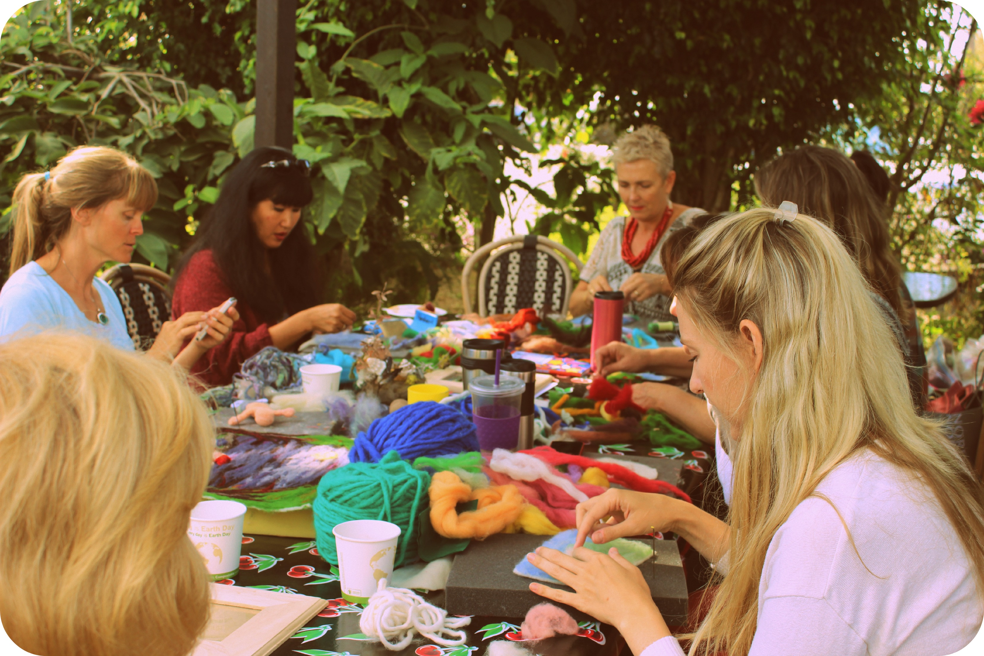 Wednesday Morning Craft Group