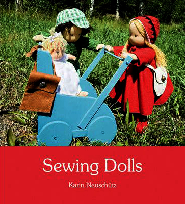 Sewing Dolls by Karin Neuschutz