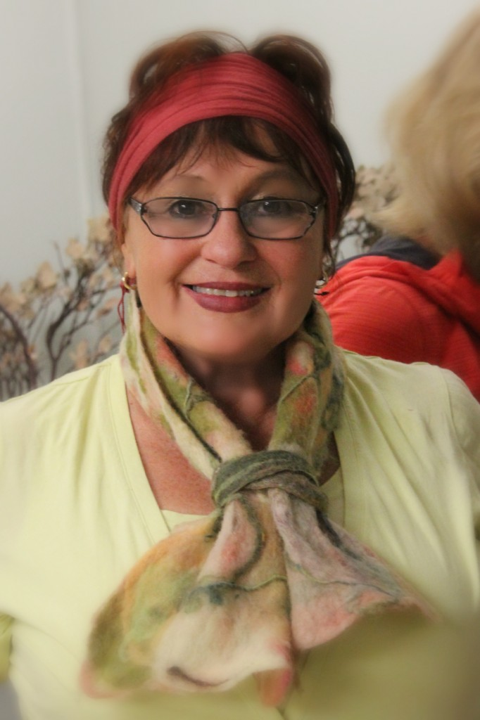 130130 Gisela's Artfelt scarf