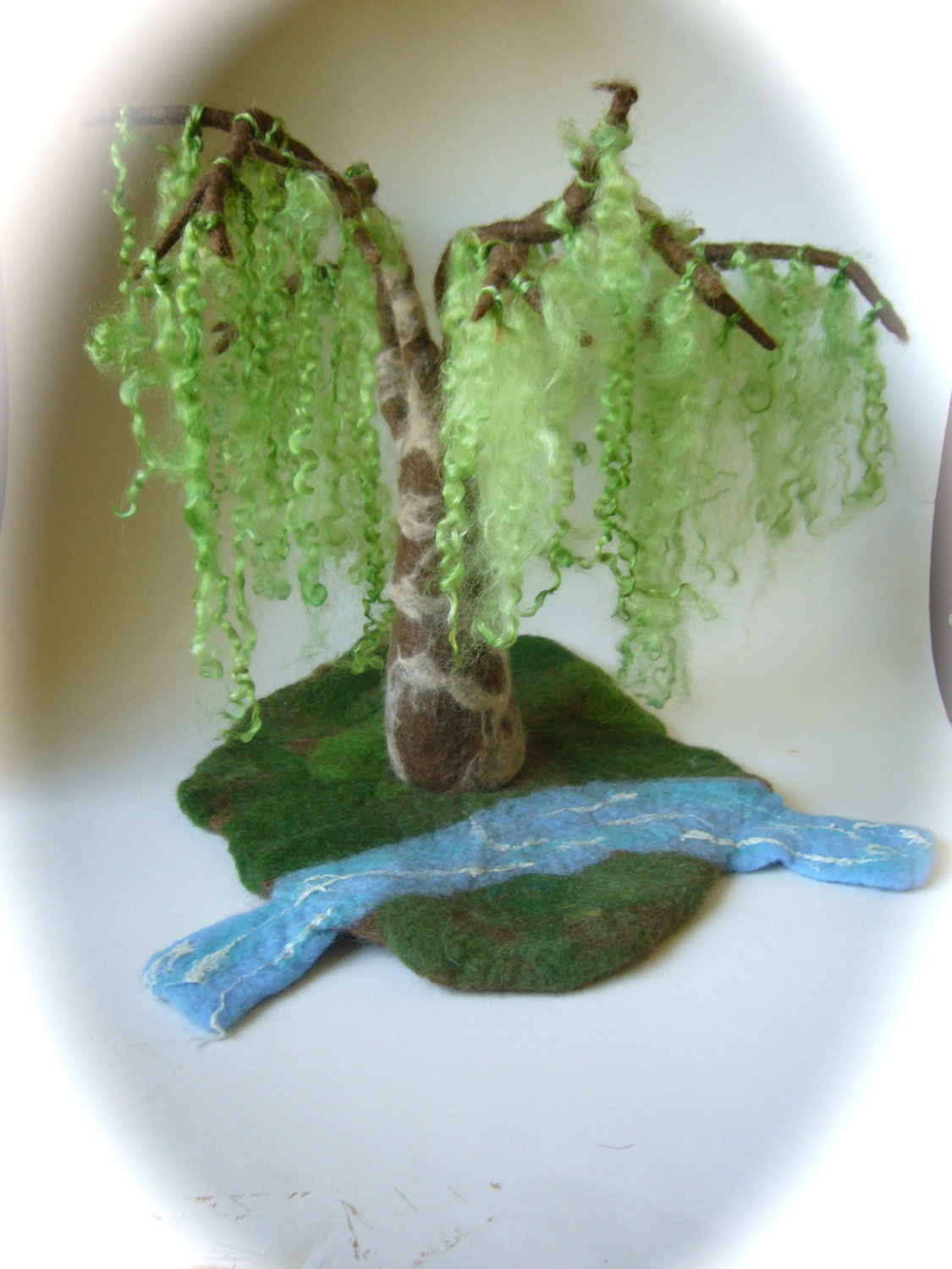Margot van de Wiel's Willow Tree on Etsy