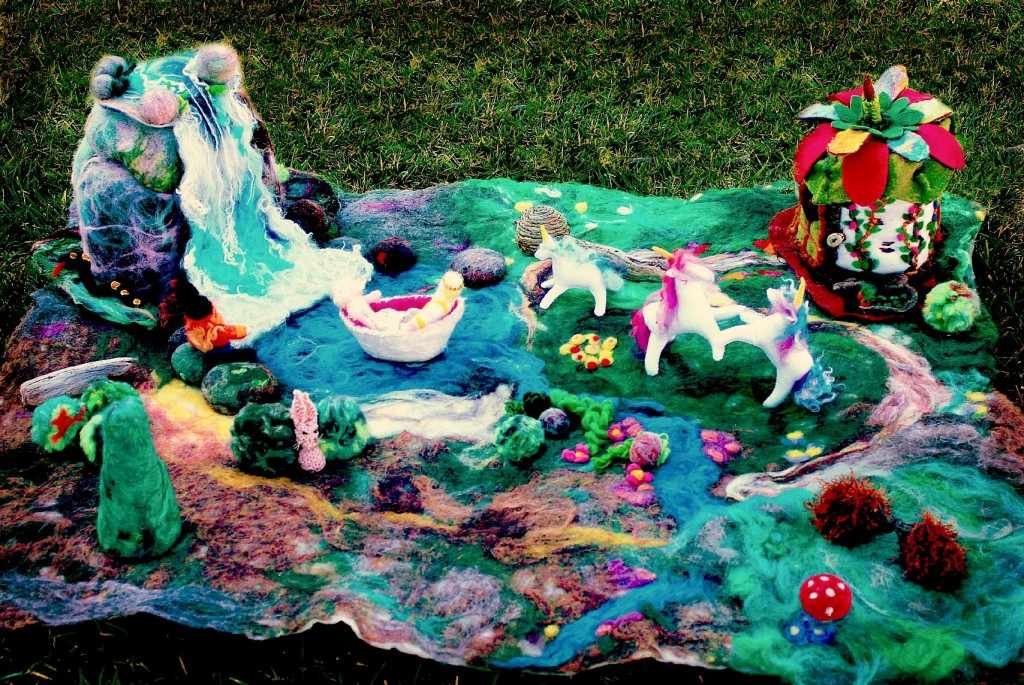 1302013 Part III Enchanted Woodland Playscape photo 4