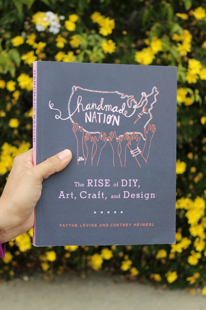 handmade nation the rise of diy craft and design auction package no 451 la tea da designs wool and