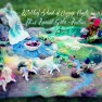 130227 Overall View Enchanted Fairy Tale Woodland Playscape Blanket with Words