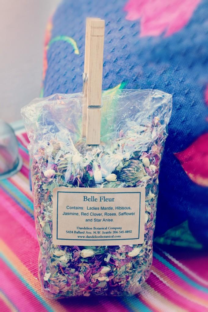 131015 Belle Fleur flower petal gourmet fragrant tea