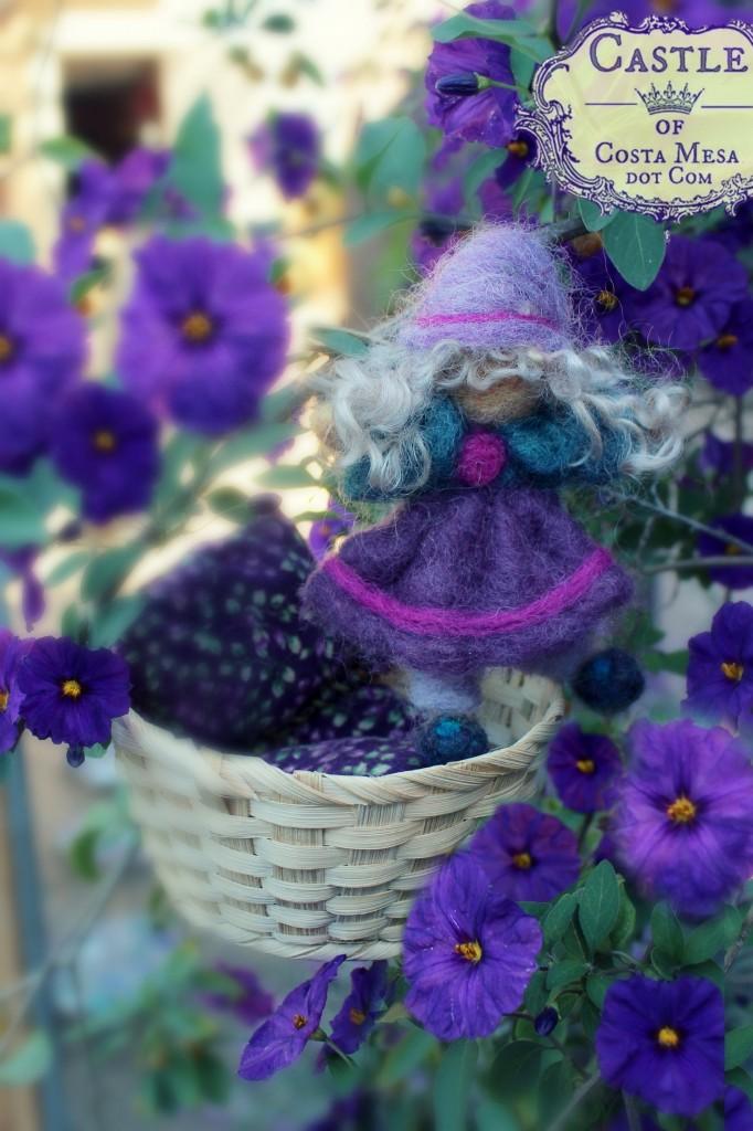 131105 Gisela's handmade girl gnome doll for her grand daughter