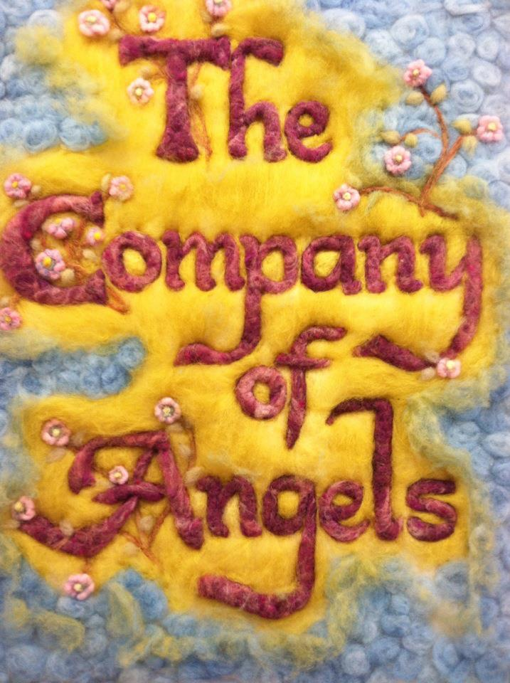 The Company of Angels WSOC Waldorf School of Orange County, Southern California school store  logo