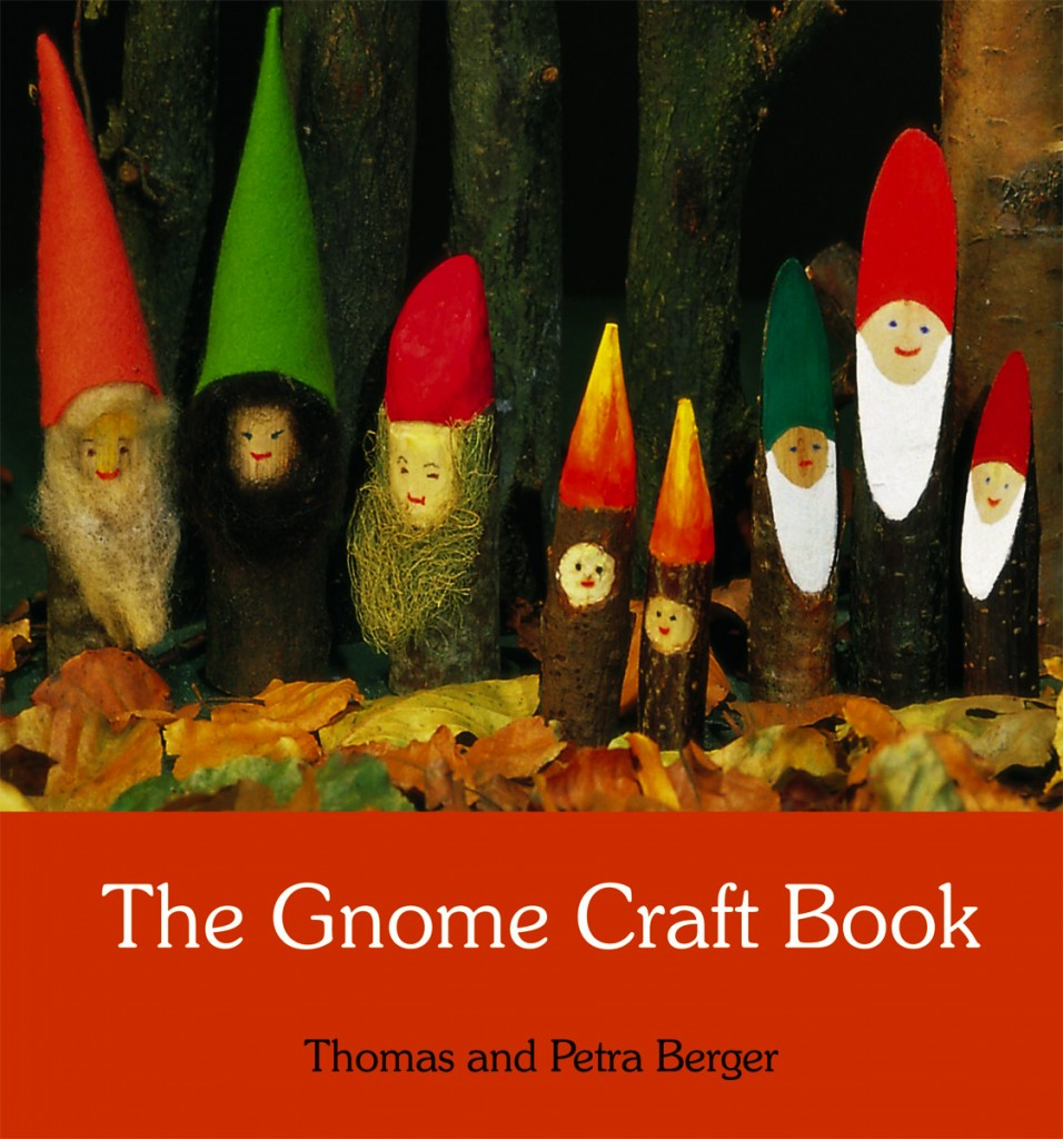 121105 The Gnome Craft Book by Thomas and Petra Berger
