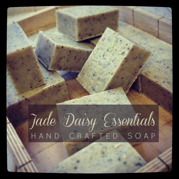 131017 Jade Daisy Essentials. Hand Crafted Soap