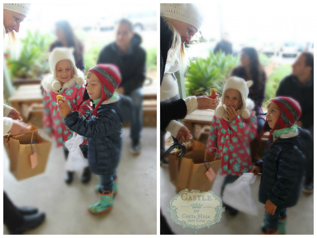 131207 Julia, boy, girl and wooden peg doll gnome dyptich with logo