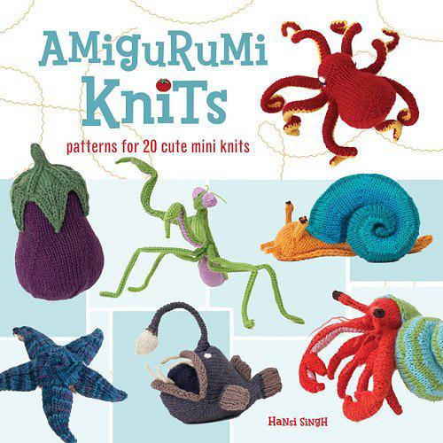 140114 Amigurumi knits by Hansi Singh