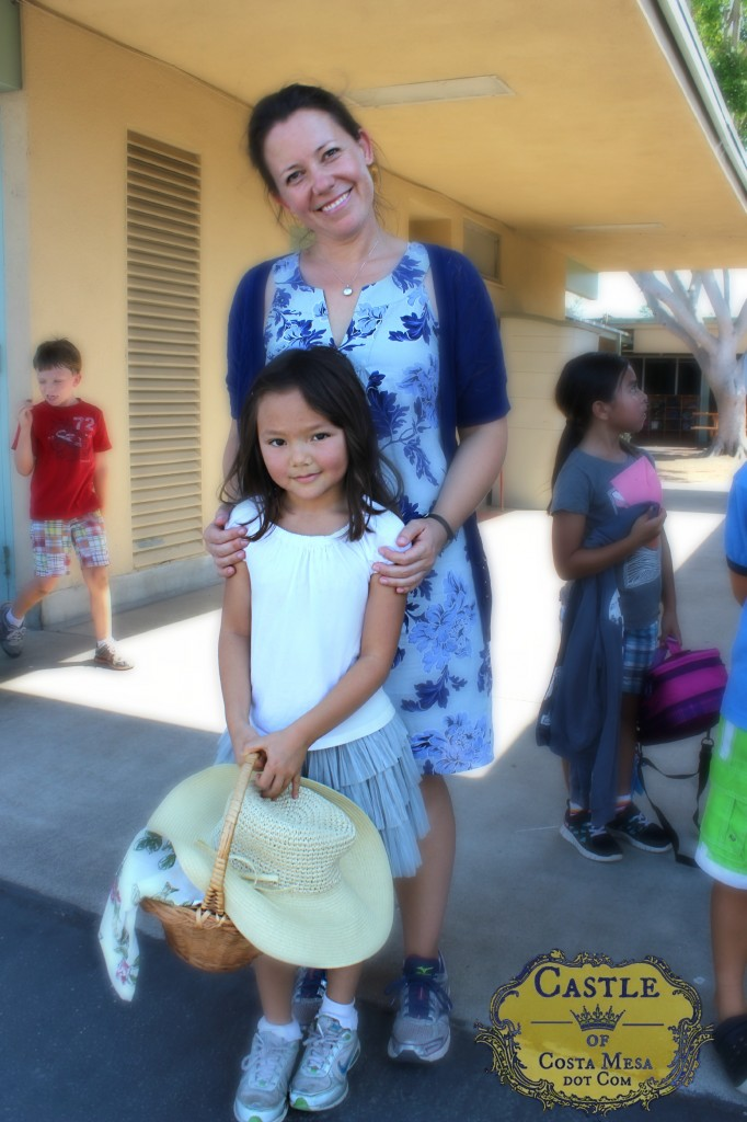 120904 First Day of Second Grade with Miss Brooke 2