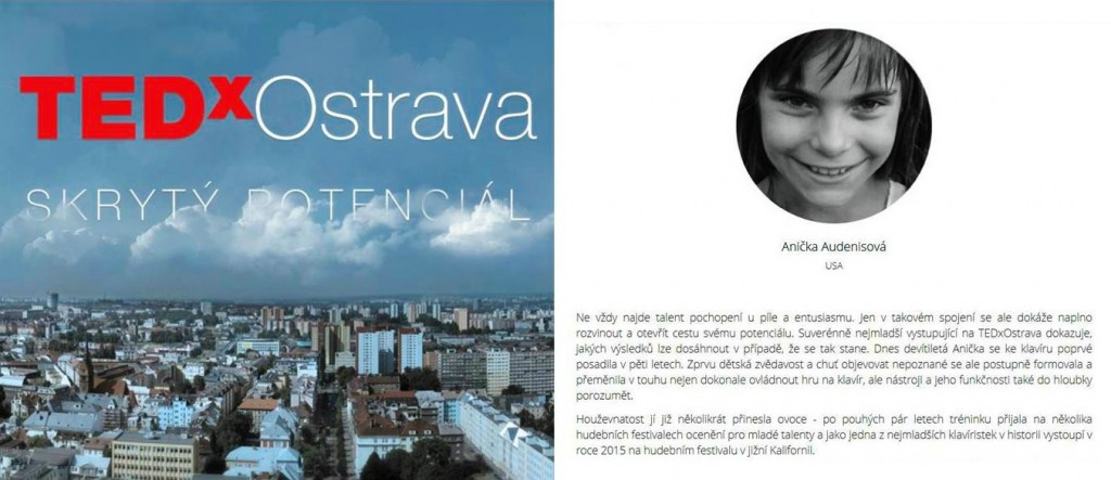 141029 Anna Ostrova TED X program biography dyptich