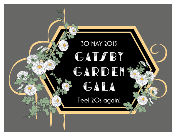 150527 Great Gatsby Gala Waldorf School of Orange County May 30, 2015