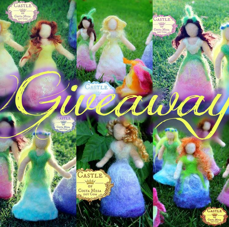 130531 six flower fairy dolls giveaway 2