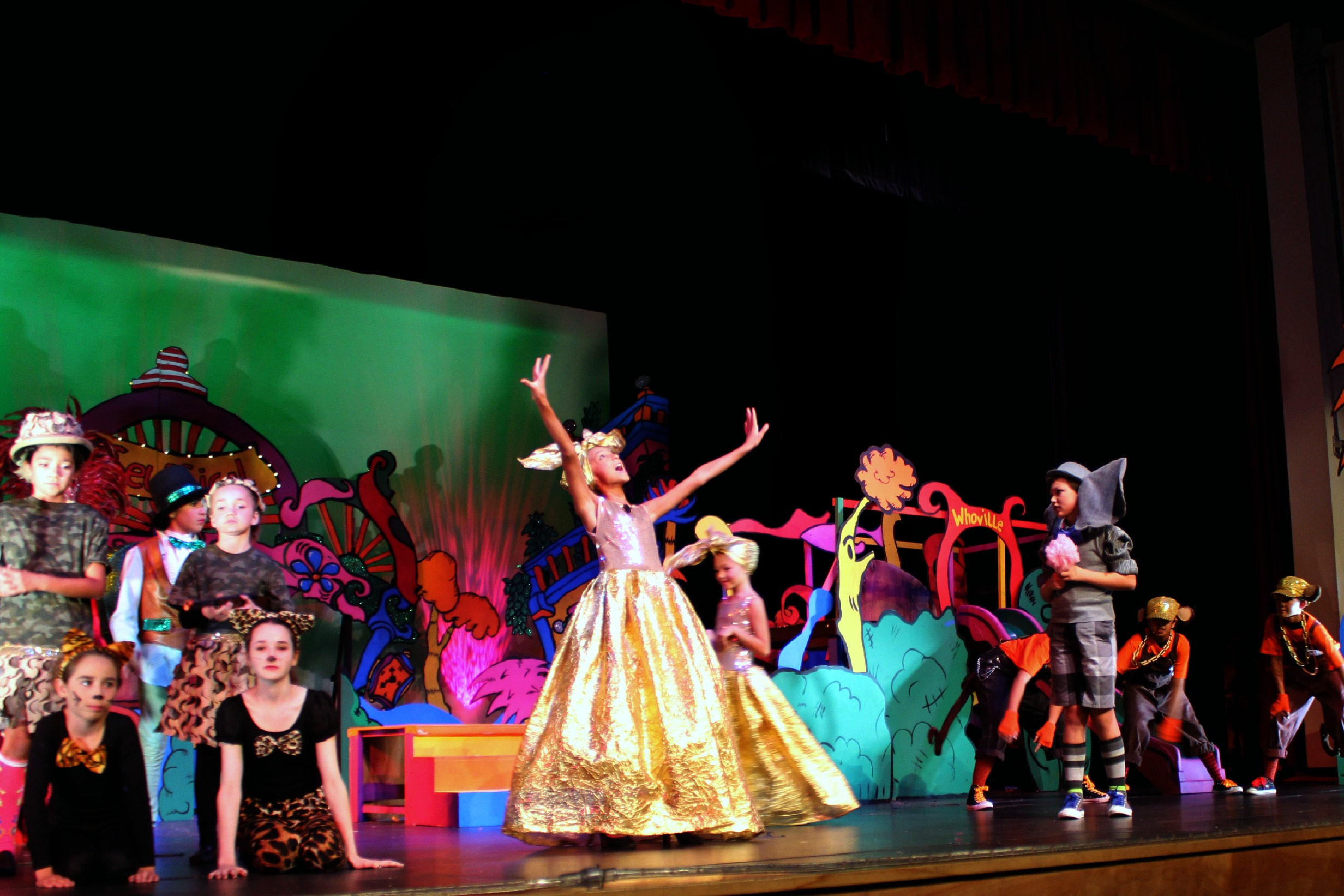 Watch seussical the musical online