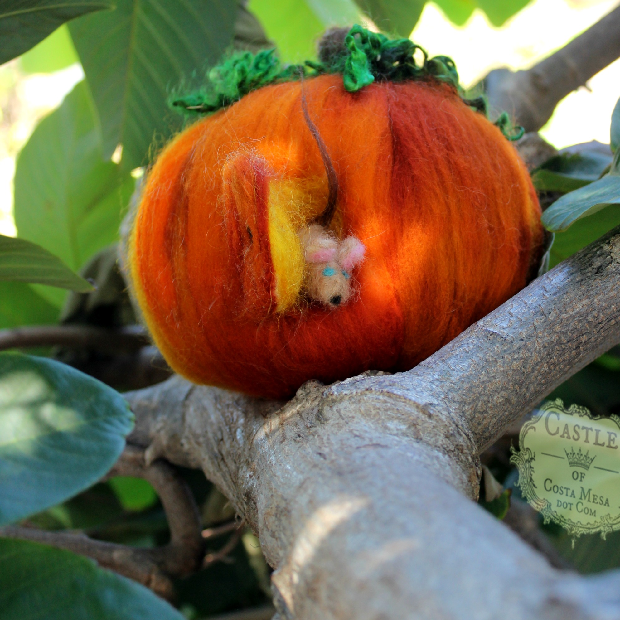Halloween Not So Haunted House Favorites: Halloween ...  |Pumpkin Mouse With Cheese